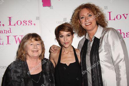 Stock Image of Shirley Knight, Ashley Austin Morris, Judy Gold