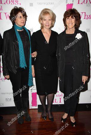 Delia Ephron, Daryl Roth, Nora Ephron