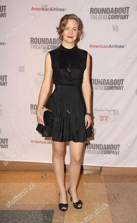 Stock Photo of Allison Jean White