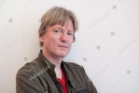 The writer Michel Faber