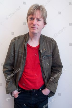 Stock Image of The writer Michel Faber