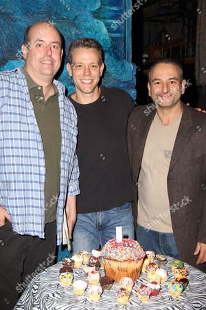 Christopher Ashley, Adam Pascal, Joe DiPietro