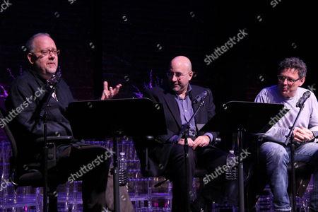 Doug Wright, Evan Wolfson, Jose Rivera