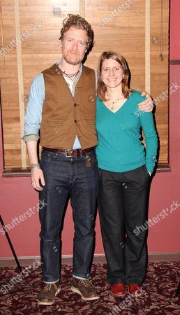Glen Hansard and Marketa Irglova