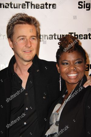 Edward Norton and Katori Hall