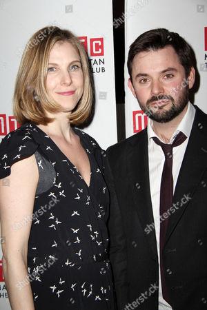 Carolyn Cantor and Matt Charman