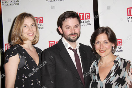 Carolyn Cantor, Matt Charman and Mandy Greenfield