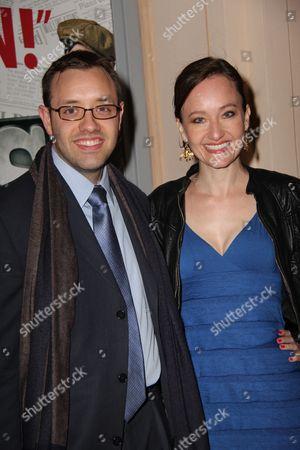 Editorial image of 'Newsies' The Musical Opening Night, New York, America - 29 Mar 2012