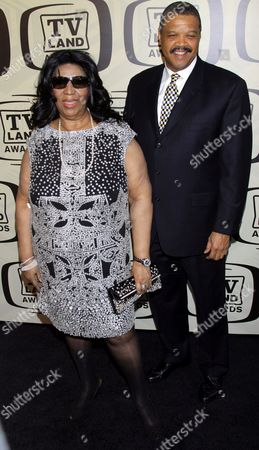 Aretha Franklin and William 'Willie' Wilkerson