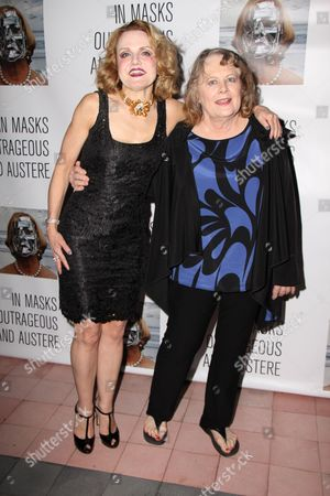 Alison Fraser, Shirley Knight