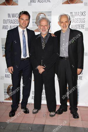 Stock Picture of Carl Rumbaugh, David Schweizer, Victor Syrmis