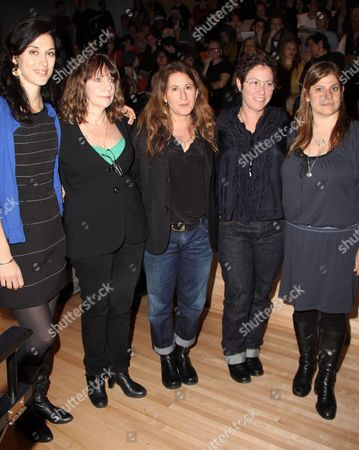 Cherien Dabis, Bette Gordon, Nicole Holofcener, Lisa Cholodenko, Shari Springer Berman