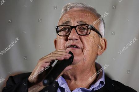 Mario Borghezio, MEP and member of the Northern League