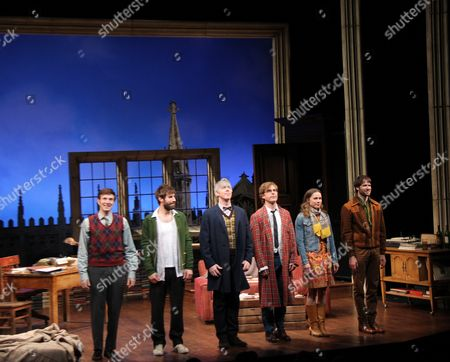 Editorial image of 'The Common Pursuit' Play Opening Night, New York, America - 24 May 2012