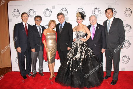 Editorial image of Paley Center for Media Annual Benefit Honouring Tom Freston, New York, America - 31 May 2012
