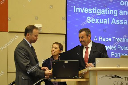 Editorial photo of 9th Annual Chief's Conference on Investigating and Prosecuting Sexual Assault Crimes, Los Angeles, America - 17 Jul 2012