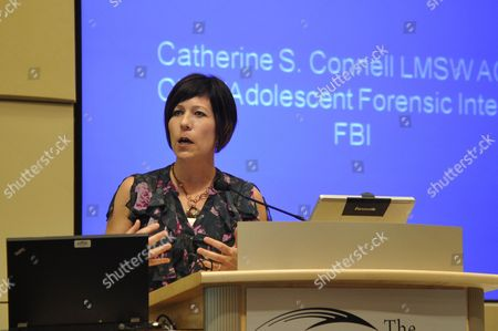 Stock Picture of Catherine Connell