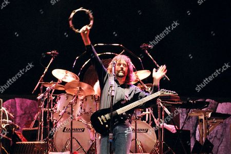 Stock Image of Boston - Brad Delp, Las Vegas, America - 10 AUG 1997