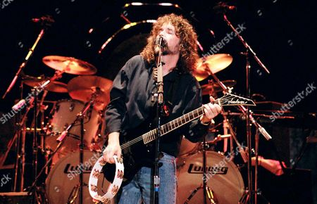 Stock Photo of Boston - Brad Delp, Las Vegas, America - 10 AUG 1997