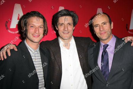 Peter Scanavino, Gareth Saxe, Jordan Lage