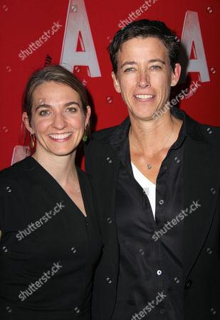 Editorial image of 'Harper Regan' play opening night, New York, America - 10 Oct 2012