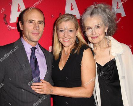 Jordan Lage, Mary McCann, Mary Beth Peil