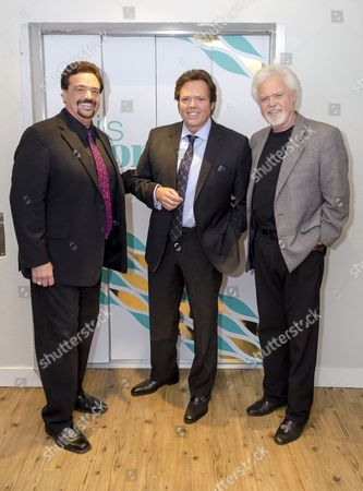 The Osmonds - Jimmy Osmond, Jay Osmond & Merrill Osmond