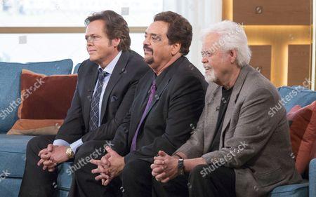 The Osmonds - Jimmy Osmond, Jay Osmond & Merrill Osmond