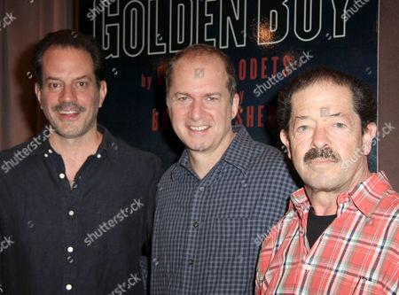 Danny Mastrogiorgio, Daniel Jenkins, Jonathan Hadary
