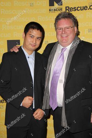 Stock Picture of Ah Lun, David Burke