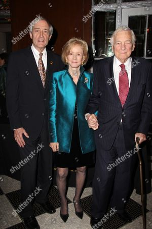 George Rupp, Nancy Whitehead, John C Whitehead
