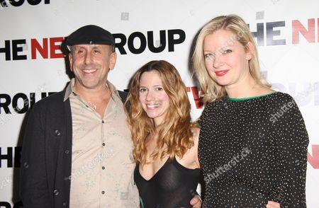 Stock Image of Scott Elliott, Francine Volpe, Gretchen Mol