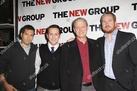 Alfredo Narciso, Eric Nelson, Mark Blum, Darren Goldstein