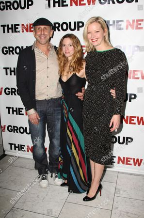 Editorial photo of 'The Good Mother' Opening Night, New York, America - 15 Nov 2012