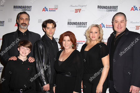 Editorial picture of 'Assassins' benefit concert gala, New York, America - 03 Dec 2012