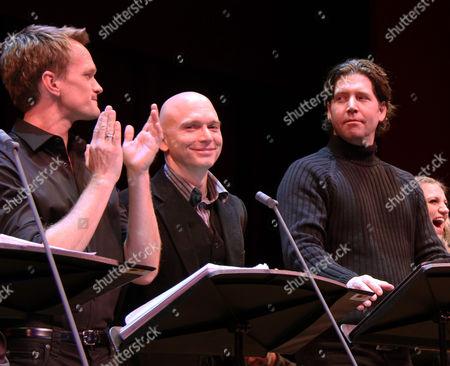 Neil Patrick Harris, Michael Cerveris, James Barbour