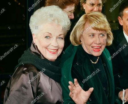 Governor Ann Richards and Liz Smith