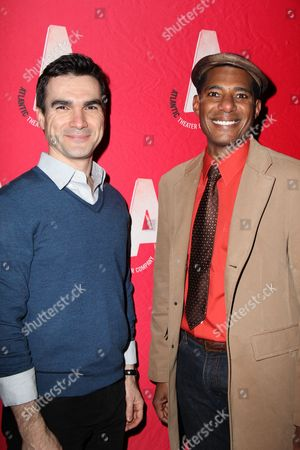 Editorial photo of 'The Jammer' play opening night, New York, America - 22 Jan 2013