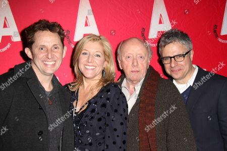 Stock Photo of Todd Weeks, Mary McCann, Peter Maloney, Neil Pepe