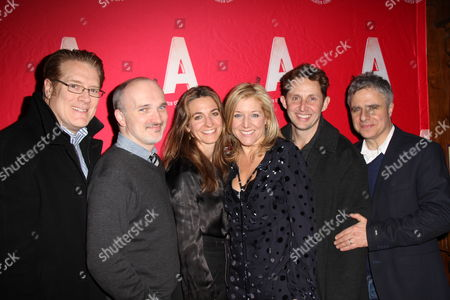 Editorial image of 'The Jammer' play opening night, New York, America - 22 Jan 2013