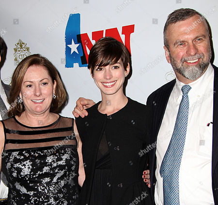 Stock Picture of Kate McCauley Hathaway, Anne Hathaway, Gerald Hathaway