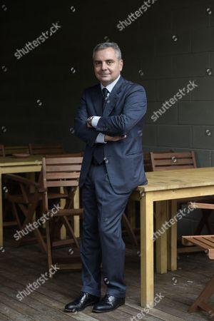 European Investment Bank Vice-President, Dario Scannapieco