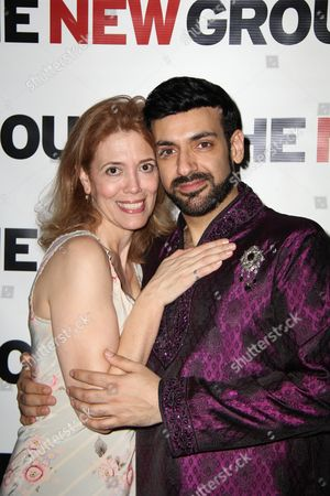 Editorial picture of 'Bunty Berman Presents' musical play opening night, New York, America - 09 May 2013