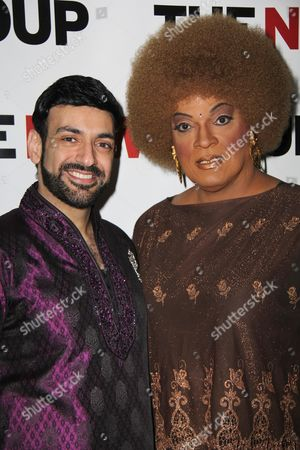 Editorial image of 'Bunty Berman Presents' musical play opening night, New York, America - 09 May 2013