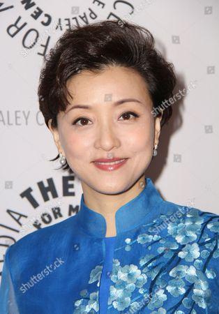 Stock Picture of Yang Lan