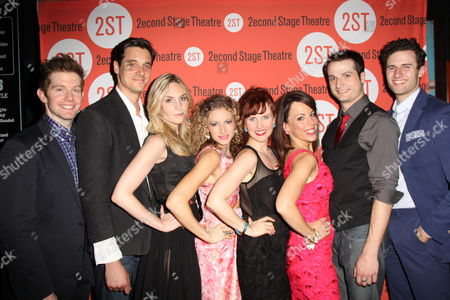 Editorial picture of 'Nobody Loves You' play opening night, New York, America - 18 Jul 2013