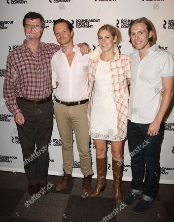 Editorial picture of Roundabout Theatre Company introduces its Fall 2013 productions, American Airlines Theatre, New York, America - 10 Sep 2013