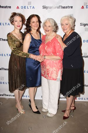 Editorial picture of Opening Night of Horton Foote's the Old Friends, Signature Theatre, New York, America - 12 Sep 2013