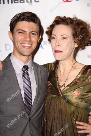 Editorial image of Opening Night of Horton Foote's the Old Friends, Signature Theatre, New York, America - 12 Sep 2013