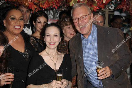 Stock Photo of Roz Ryan, Bebe Neuwirth and Walter Bobbie